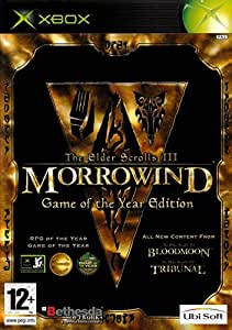 Morrowind: Game of the Year Edition (Xbox): Morrowind