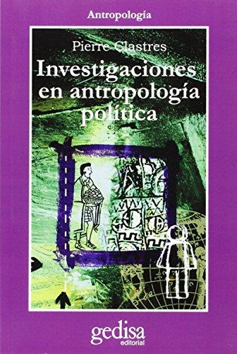 Investigaciones en antropología política
