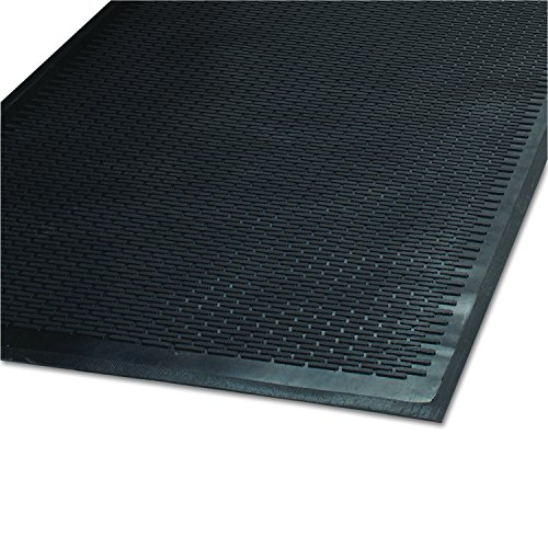 EnviroMats 14030500 Clean Step Alfombra 0.90 x 1.50, Negro