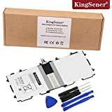 kingsener 3,8V 6800mAh T4500E Batería para Samsung Galaxy Tab 310.1GT-P5200P5210P5220Tablet PC