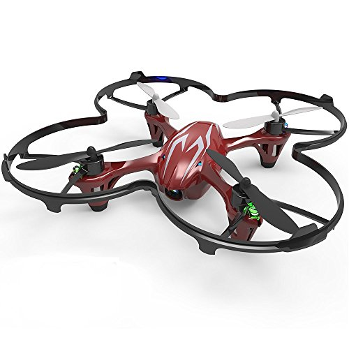Hubsan X4 Quadcopter with Camera - 3