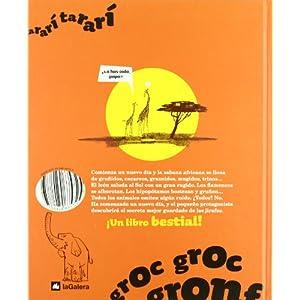 El secreto de las jirafas (Álbumes ilustrados)