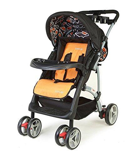 Luv Lap - Baby Stroller Sports - ORANGE, F