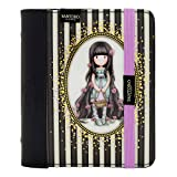 Rosebud - Gorjuss Stripes PVC Organiser Journal