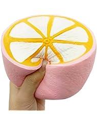 Stress Ball, Squishy Stress Squeeze jouet Jumbo lente Rising Squishies parfumée Charms Kawaii Squishy Squeeze jouet 4.3par Fhikf & # nitrure; couleur aléatoire & Carbide PCB;