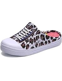 SITAILE Zuecos Niñas Sandalias Chanclas para Casa Playa Piscina Antideslizante Zapatillas Calzado Zapatos Verano para Chicas