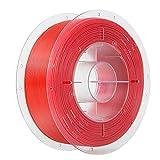 Comgrow 3D-Drucker PLA-Filament 1.75mm 1KG Spule Rot