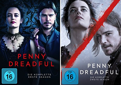 Penny Dreadful 1 [Kindle-Edition]