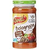 Zapetti Sauce Bolognaise au Bœuf Rissolé 380 g