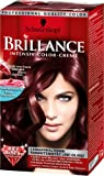 Schwarzkopf Brillance Intensiv-Color-Creme Stufe 3, 887 Maha. Satin