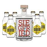 Siegfried Rheinland Dry Gin & Goldberg