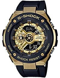 Casio G-Shock Analog-Digital Gold Dial Men's Watch - GST-400G-1A9DR (G826)
