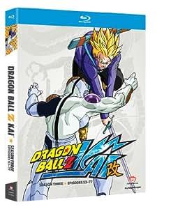 Dragon Ball Z Kai: Season 3 [Blu-ray] [Import anglais]
