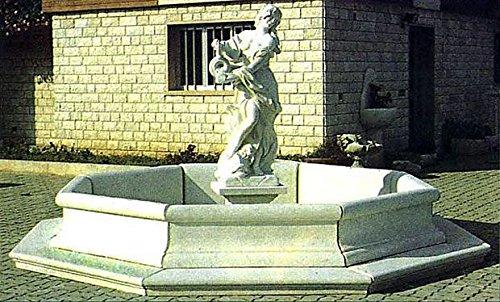 Gartenbrunnen inklusive Pumpe