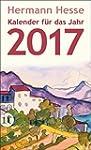 Insel-Kalender für das Jahr 2017 (ins...