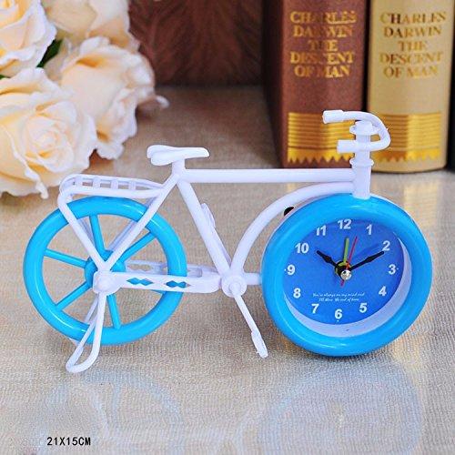 mlxxlmm pastorale Decorative per bicicletta modello allarme orologio 31* 15cm B