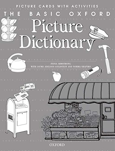 The Basic Oxford Picture Dictionary, Second Edition:: The Basic Oxford Picture Dictionary: Picture Cards with Activities (Diccionario Basic Oxford Pictured)