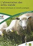 L'alimentation des ovins viande : Bases techniques et conseils pratiques