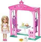 Barbie FDB34 Club Chelsea Picnic Doll & Playset