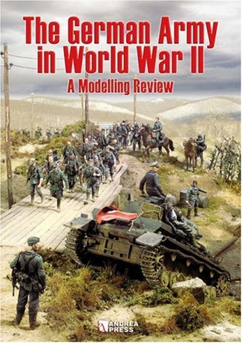 The German Army in World War 2: A Modelling Review