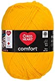 Coats: Yarn Acrylic Red Heart Comfort Yarn-Bright Yellow