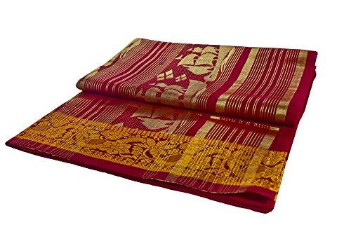 Original & 100 % Pure Kerala Handloom Saree