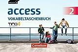 English G Access - Allgemeine Ausgabe / Baden-Württemberg: Band 2: 6. Schuljahr - Vokabeltaschenbuch: TING-fähig