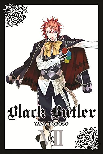 Black Butler: Vol 7