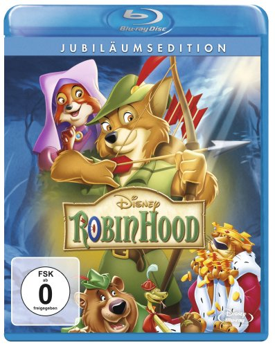 Robin Hood (Jubiläumsedition) [Blu-ray]
