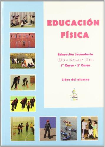 Educación física 1º y 2º curso libro del alumno 1º eso