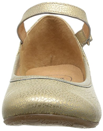 Yep Aceline, Ballerines fille Or