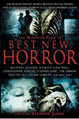 The Mammoth Book of Best New Horror 20 (Mammoth Books) Paperback
