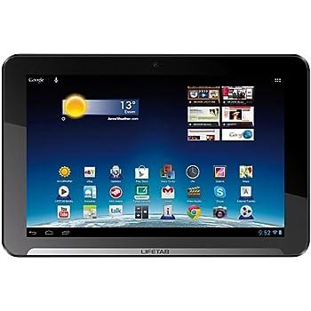 Medion 30016334 Lifetab 25,7 cm (10,1 Zoll) Tablet-PC (ARM Cortex A9, 1,6GHz, 1GB RAM, 16GB HDD, mini-HDMI, Android 4.2) schwarz