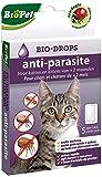 Bsi 15108 - Biopet bio-gocce - senza pulci insetticida gatto