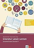 Literatur Lesen Lernen A1/A2: Buch + Online-Angebot