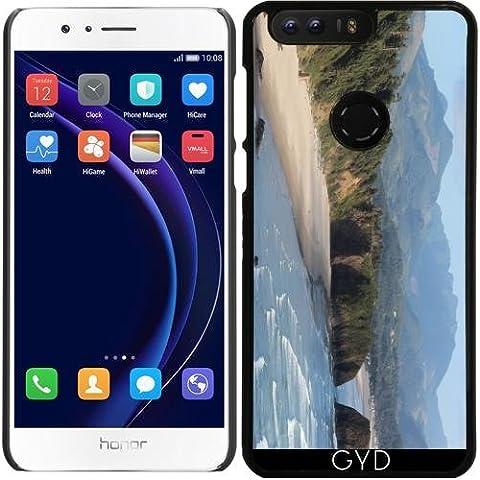 Custodia per Huawei Honor 8 - Scena Oceano In Oregon