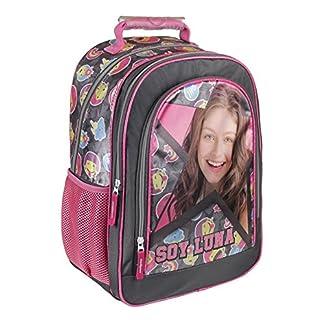 51wpuBoeBkL. SS324  - Soy Luna Mochila Escolar Premium 31x41x17 cm