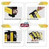 JIMIGO 29XL Druckerpatronen Ersatz für Epson 29 Patronen Kompatibel mit Epson Expression Home XP-342 XP-442 XP-332 XP-345 XP-445 XP-245 XP-345 XP-245 XP-435 XP352(6 Schwarz, 3 Cyan, 3 Magenta, 3 Gelb) Test