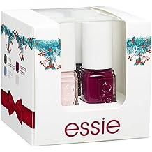 Miniesmaltes de uñas Essie de edición navideña (set de regalo de 4 unidades)