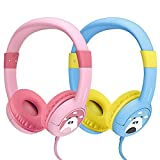 Best Headphones For Children - Mpow (2-Pack) Kids Headphones with 85dB Volume Limited Review