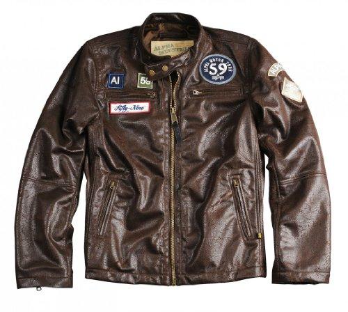 Alpha Industries Jacke Freeway Jacket Brown