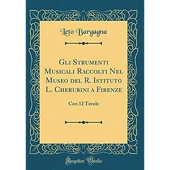 Gli Strumenti Musicali Raccolti Nel Museo Del R. Istituto L. Cherubini A Firenze: Con 12 Tavole (Classic Reprint)