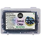 #5: Urban Platter Sun Dried Jamun Black Plum Chips, 100g