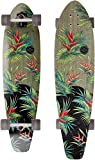 Globe Herren The All-Time Skateboard, V-Ply/Hellaconia, 36