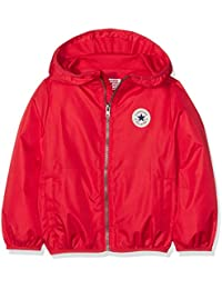 Converse Boy's Packable Full Zip Jacket Jumper