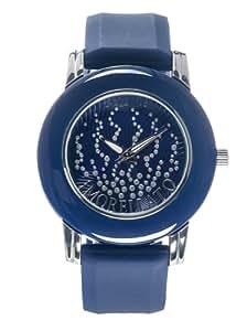 Morellato Time - R0151100517 - Montre Femme - Quartz - Analogique - Bracelet Silicone Bleu