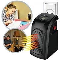 Estufa eléctrica 400W portátil enchufe Handy Heater toma eléctrica de 15° ~ 32° ZD