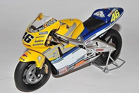 Honda Nsr500 Nsr 500 Gelb Valentino Rossi 2001 Motogp Moto Gp 1/12 Altaya By ixo Motorradmodelle Motorrad Modell