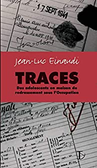 Traces par Jean-Luc Einaudi