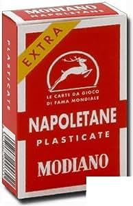 Jeu de 40 cartes : Napoletane (Scopa)